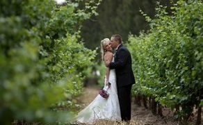 Wedding in the Cape Wine Lands
