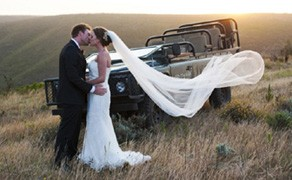 Bush Wedding Venue Top Tips