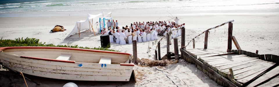 Weddings on the west coast south african wedding venues for Beach wedding venues east coast