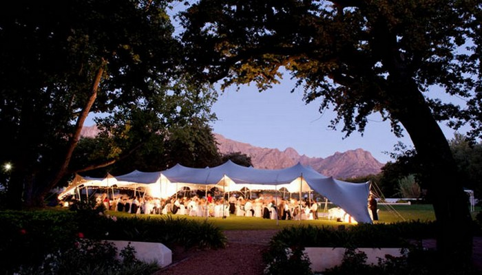 Wedding Venue of the Week - Blaauwklippen