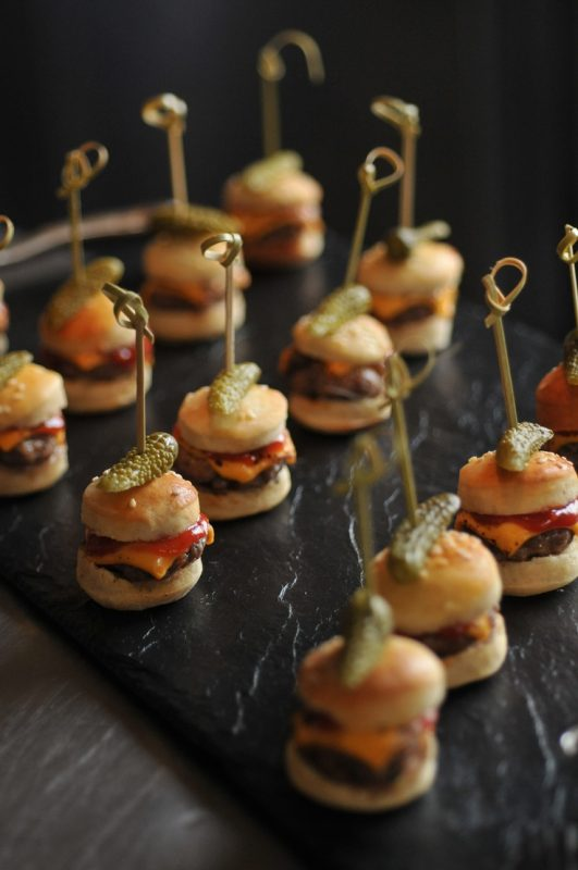 Wedding food canap ideas south african wedding venues for Canape aperitif froid