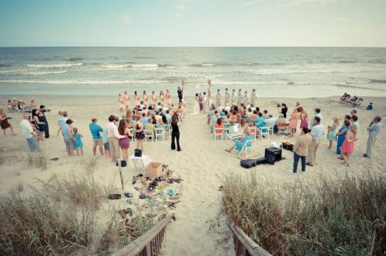 Beach-wedding-ceremony-idea