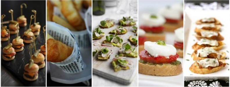 Wedding food canap ideas south african wedding venues for Canape ideas for weddings